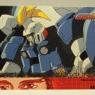 Gundam Wing Series One Trading Card #41