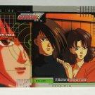 Gundam Wing Series One Trading Card #63