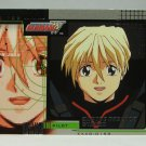 Gundam Wing Series One Trading Card #64