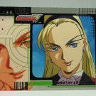 Gundam Wing Series One Trading Card #84