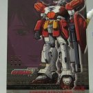 Gundam Wing Series One Trading Card Clear 3