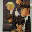 Gundam Wing Series One Trading Card Clear 15