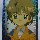 Cardcaptors Upper Deck Trading Card Silver Parallel #42