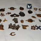 Junk Drawer Jewelry Parts Lot, Charms, Pins, and Dangles