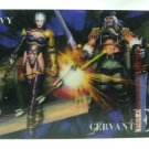 Soul Calibur Trading Card Collection Special 3D Graphic Card 007