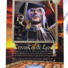 Soul Calibur Trading Card Collection Revival Version Card 099