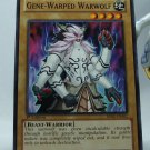 YuGiOh Battle Pack 2 War of the Giants First Edition BP02-EN002 Gene-Warped Warwolf