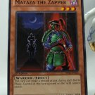 YuGiOh Battle Pack 2 War of the Giants First Edition BP02-EN025 Mataza the Zapper