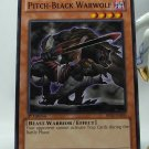 YuGiOh Battle Pack 2 War of the Giants First Edition BP02-EN030 Pitch-Black Warwolf