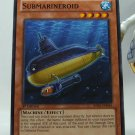 YuGiOh Battle Pack 2 War of the Giants First Edition BP02-EN044 Submarineroid