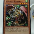 YuGiOh Battle Pack 2 War of the Giants First Edition BP02-EN051 Winged Rhynos
