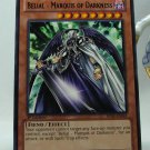 YuGiOh Battle Pack 2 War of the Giants First Edition BP02-EN061 Belial - Marquis of Darkness