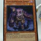 YuGiOh Battle Pack 2 War of the Giants First Edition BP02-EN071 Plaguespreader Zombie