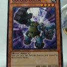 YuGiOh Battle Pack 2 War of the Giants First Edition BP02-EN100 Gogogo Golem