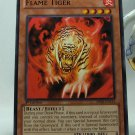 YuGiOh Battle Pack 2 War of the Giants First Edition BP02-EN113 Flame Tiger