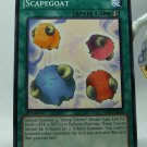 YuGiOh Battle Pack 2 War of the Giants First Edition BP02-EN136 Scapegoat