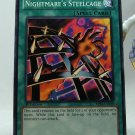 YuGiOh Battle Pack 2 War of the Giants First Edition BP02-EN148 Nightmare's Steelcage