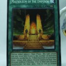 YuGiOh Battle Pack 2 War of the Giants First Edition BP02-EN149 Mausoleum of the Emperor