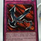 YuGiOh Battle Pack 2 War of the Giants First Edition BP02-EN198 Kunai with Chain