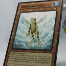 YuGiOh Battle Pack 2 War of the Giants First Edition Mosaic Rare BP02-EN043 Treeborn Frog