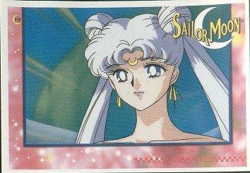 Sailor Moon Artbox/Second Series Sticker #19