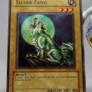 YuGiOh Legend of Blue Eyes White Dragon LOB-010 Silver Fang