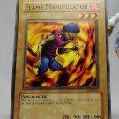 YuGiOh Legend of Blue Eyes White Dragon LOB-016 Flame Manipulator