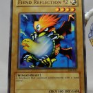 YuGiOh Legend of Blue Eyes White Dragon LOB-021 Fiend Reflection #2