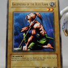 YuGiOh Legend of Blue Eyes White Dragon LOB-028 Kagemusha of the Blue Flame
