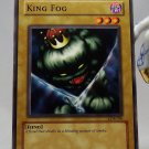 YuGiOh Legend of Blue Eyes White Dragon LOB-036 King Fog
