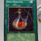YuGiOh Legend of Blue Eyes White Dragon LOB-054 Red Medicine