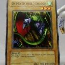 YuGiOh Legend of Blue Eyes White Dragon LOB-087 One-Eyed Shield Dragon