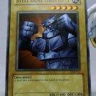 YuGiOh Legend of Blue Eyes White Dragon LOB-112 Steel Ogre Grotto #1