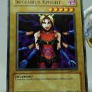 YuGiOh Legend of Blue Eyes White Dragon LOB-117 Succubus Knight