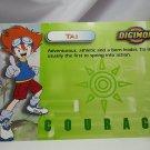 Digimon Photo Card #3 Tai