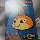Digimon Photo Card #13 Tsunomon