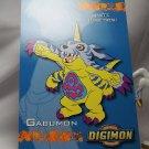 Digimon Photo Card #14 Gabumon