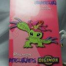 Digimon Photo Card #17 Palmon