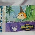 Digimon Photo Card #34 Tsunomon