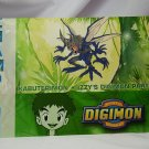 Digimon Photo Card #48 Kabuterimon