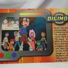 Digimon Photo Card #66 Scene Card