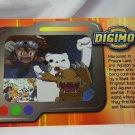 Digimon Photo Card #68 Scene Card