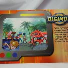 Digimon Photo Card #70 Scene Card
