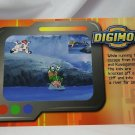 Digimon Photo Card #71 Scene Card