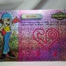 Digimon Photo Prism Card P5 Sora