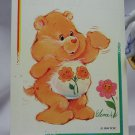 Care Bears 1994 Trading Sticker #75 - Friend Bear