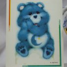Care Bears 1994 Trading Sticker #88 - Bedtime Bear