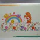 Care Bears 1994 Trading Sticker #116 - Tenderheart Bear