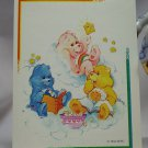 Care Bears 1994 Trading Sticker #137 - Cheer, Funshine, Bedtime Bears