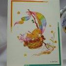 Care Bears 1994 Trading Sticker #151 - Funshine Bear